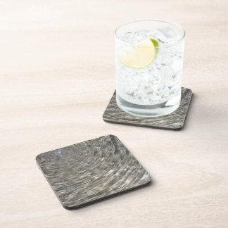 Water Ripple Cork Coaster