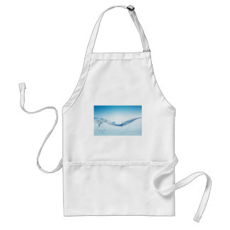Water Ripple Effect Adult Apron