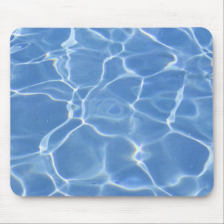 Water ripple mouse pad