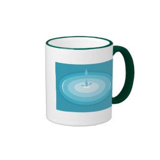 Water Ripple Coffee Mug