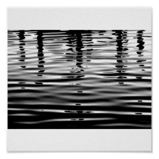 water ripple : Poster