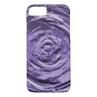 Water Ripple Purple iPhone 8/7 Case