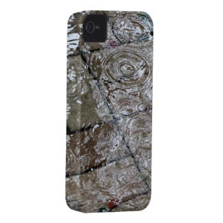 Water Ripple Rain Drop Gifts iPhone 4 Cover