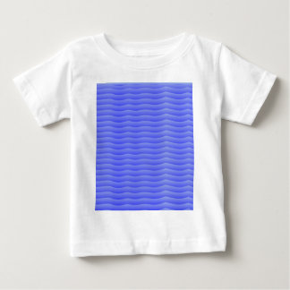 Water Ripples Background Baby T-Shirt
