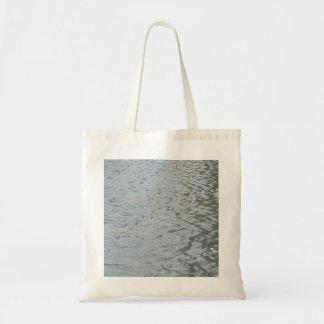 Water Ripples Budget Tote Bag