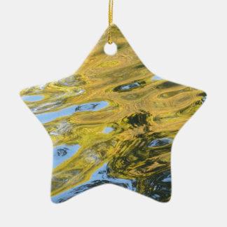 Water Ripples Ornament