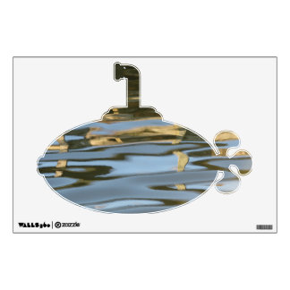 Water Ripples Wall Decal