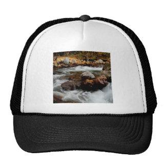 Water River Flowing Seaward Trucker Hat