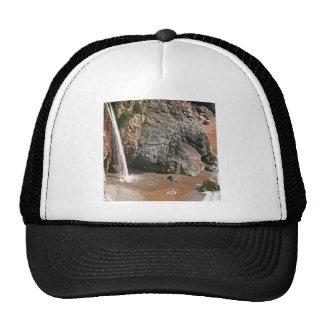 Water River Island Beach Fall Trucker Hat