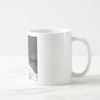 Water River Shines Under Valley Coffee Mugs