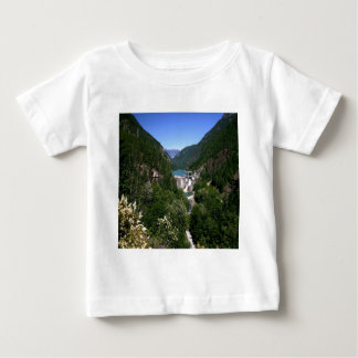 Water River Valley Dam Baby T-Shirt