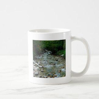 Water River Wild Outlook Coffee Mugs