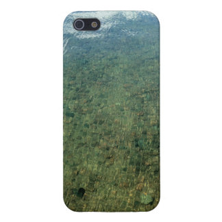 Water, Rocks, and Sky iPhone 5 Cover