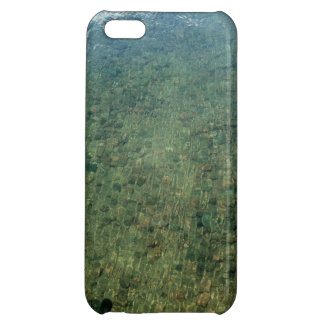 Water, Rocks, and Sky iPhone 5C Covers