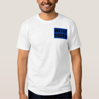 Water Rocks T Shirt