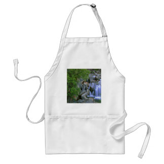 Water Rocky River Falls Adult Apron