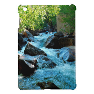 Water Rocky River Rapids Case For The iPad Mini