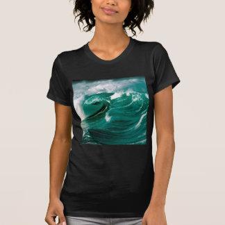 Water Rough Seas Ahead Shirt