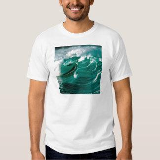 Water Rough Seas Ahead Shirts
