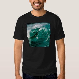 Water Rough Seas Ahead T Shirt