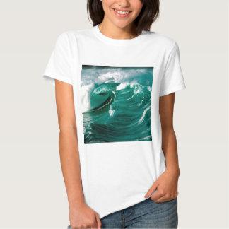 Water Rough Seas Ahead Tees