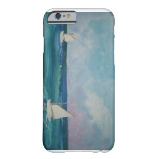 Water Scene with Boats iPhone 6 Case