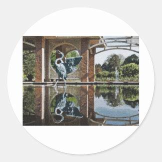 Water Sculpture Stickers