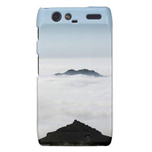 Water Sea Of Clouds Motorola Droid RAZR Cases