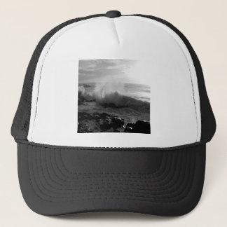 Water Sea Spray Tides Trucker Hat