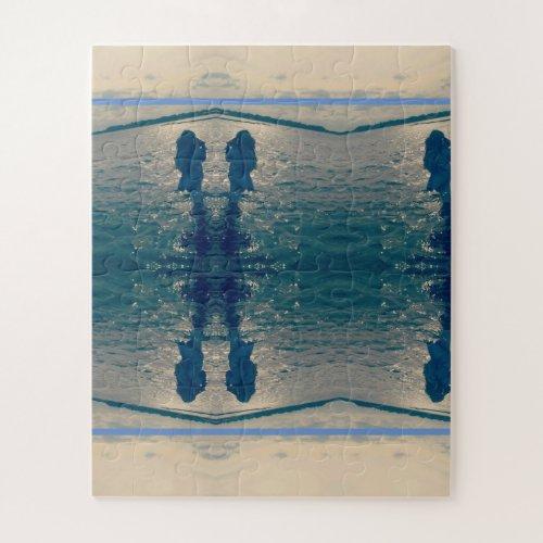 water shadows puzzle