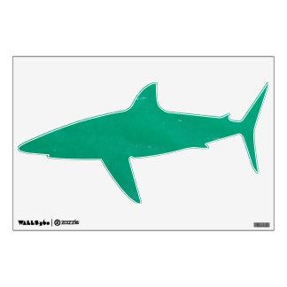 Water Shark Wall Decal