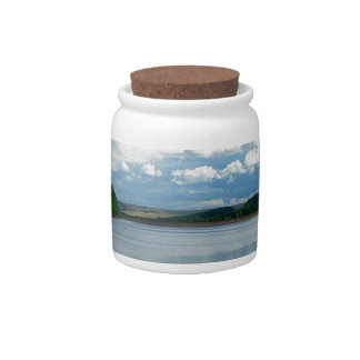 Water Shores Of Dunstickin Candy Dish