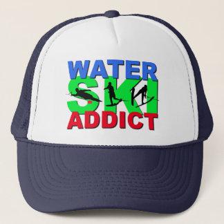Water Ski Addict Hat