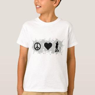 Water ski girl T-Shirt
