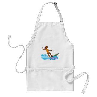 Water-Skier-Girl 4 Standard Apron