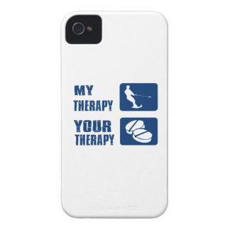 Water Skiing designs and gift items iPhone 4 Cases