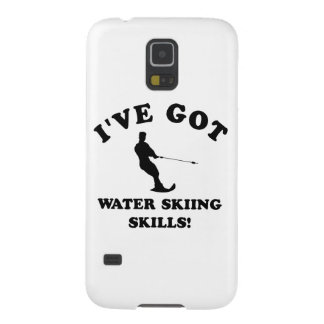 Water Skiing designs and gift items Case For Galaxy S5