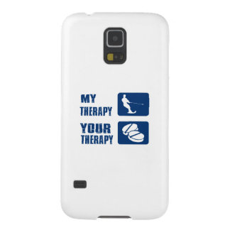 Water Skiing designs and gift items Cases For Galaxy S5