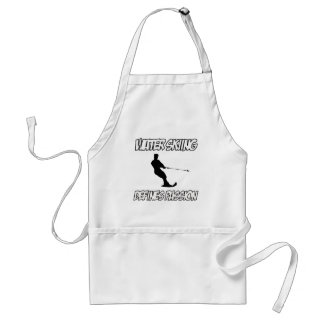 WATER SKIING designs Apron