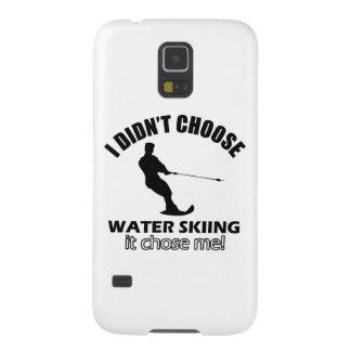water skiing designs galaxy s5 case