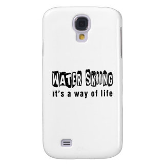 Water Skiing It's a way of life Samsung Galaxy S4 Covers