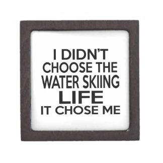 WATER SKIING LIFE DESIGNS PREMIUM GIFT BOXES