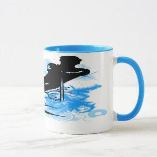 Water Skiing Mug