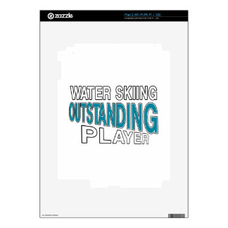 WATER SKIING OUTSTANDING PLAYER SKINS FOR THE iPad 2