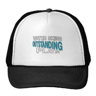 WATER SKIING OUTSTANDING PLAYER TRUCKER HAT