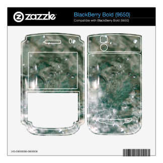 Water BlackBerry Bold Skins