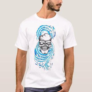 Water Skull Tshirt