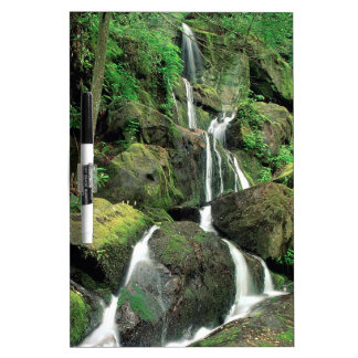 Water Smoky Mountains Tennessee Stream Dry Erase Whiteboard