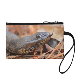 Water Snake Coin Wallet
