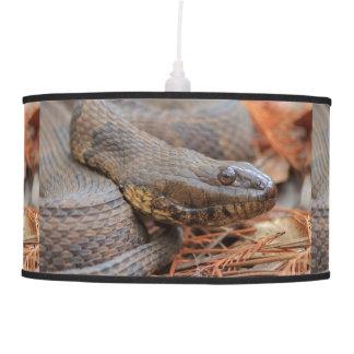 Water Snake Hanging Pendant Lamp
